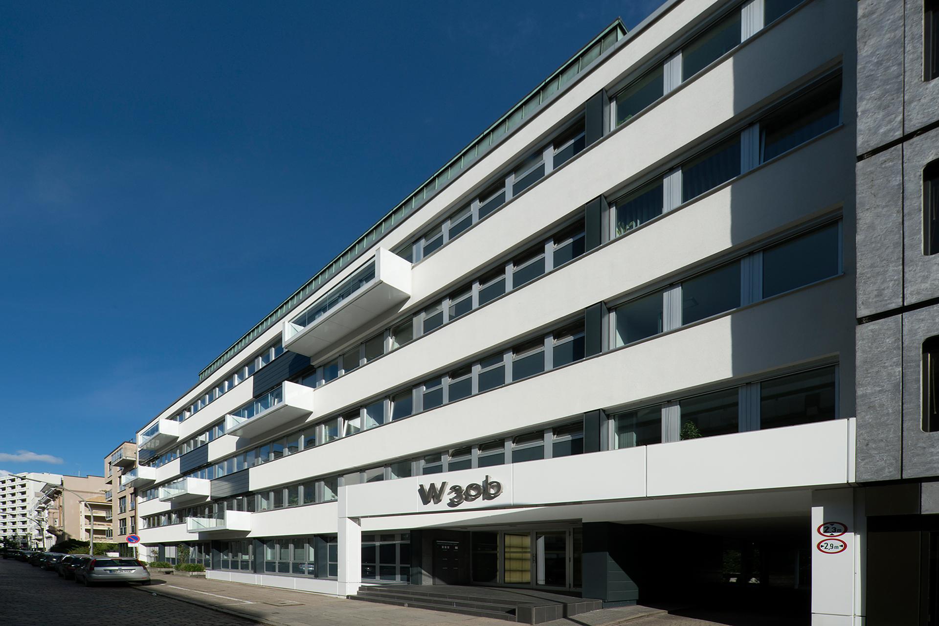 Architekturfoto, Bürogebäude, Anna M. Tränkner Hamburg 1