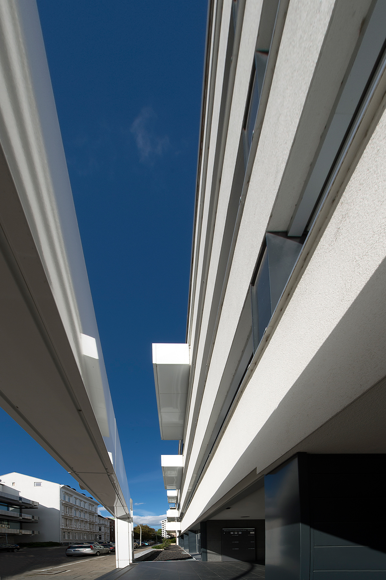 Architekturfoto, Bürogebäude, Anna M. Tränkner Hamburg 2