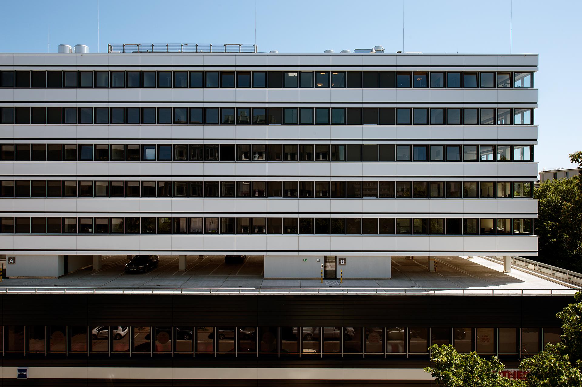 Architekturfoto Einkaufszentrum, Anna M. Tränkner Hamburg 3