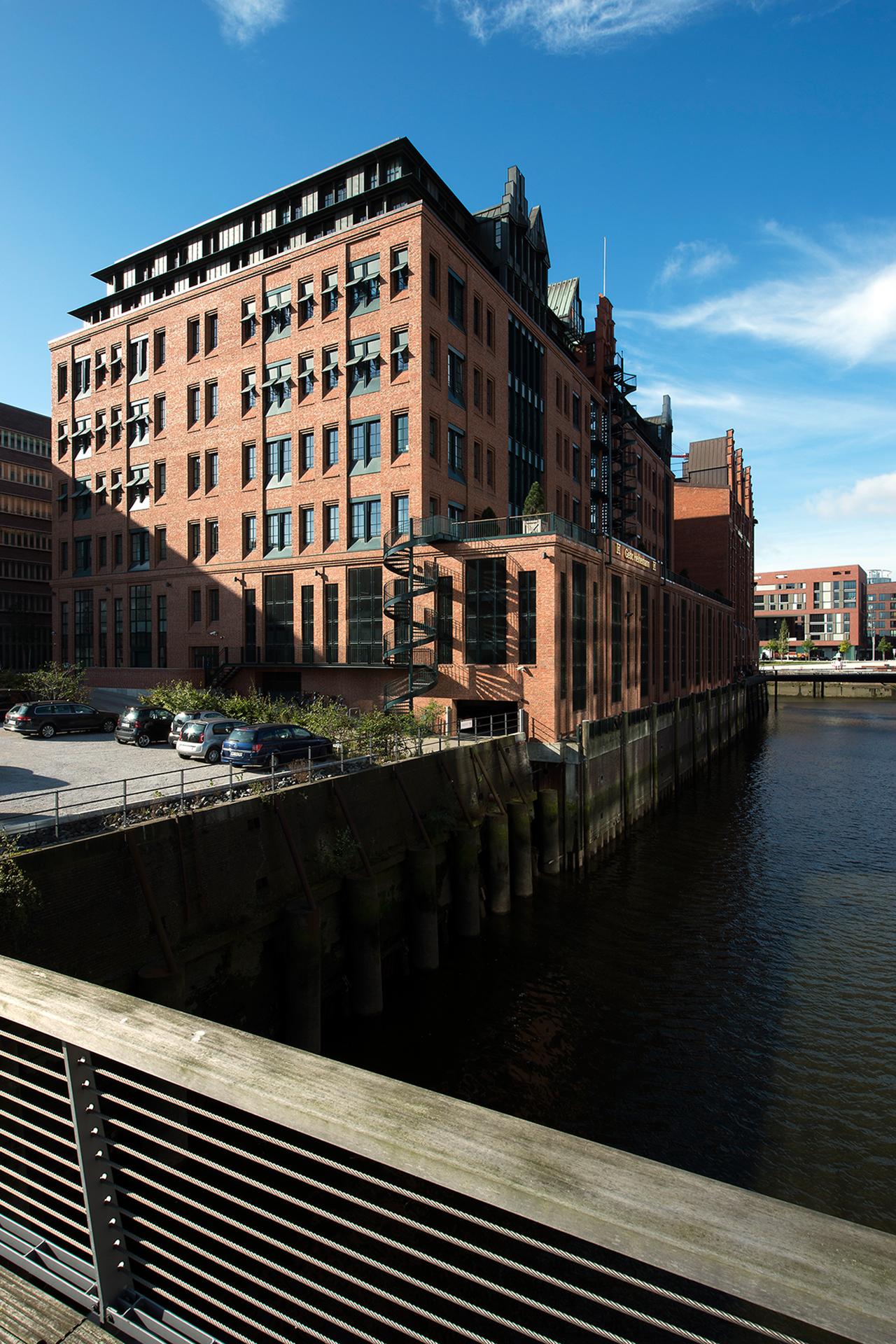 Architekturfoto, Gebr. Heinemann, Anna M. Tränkner Hamburg 1