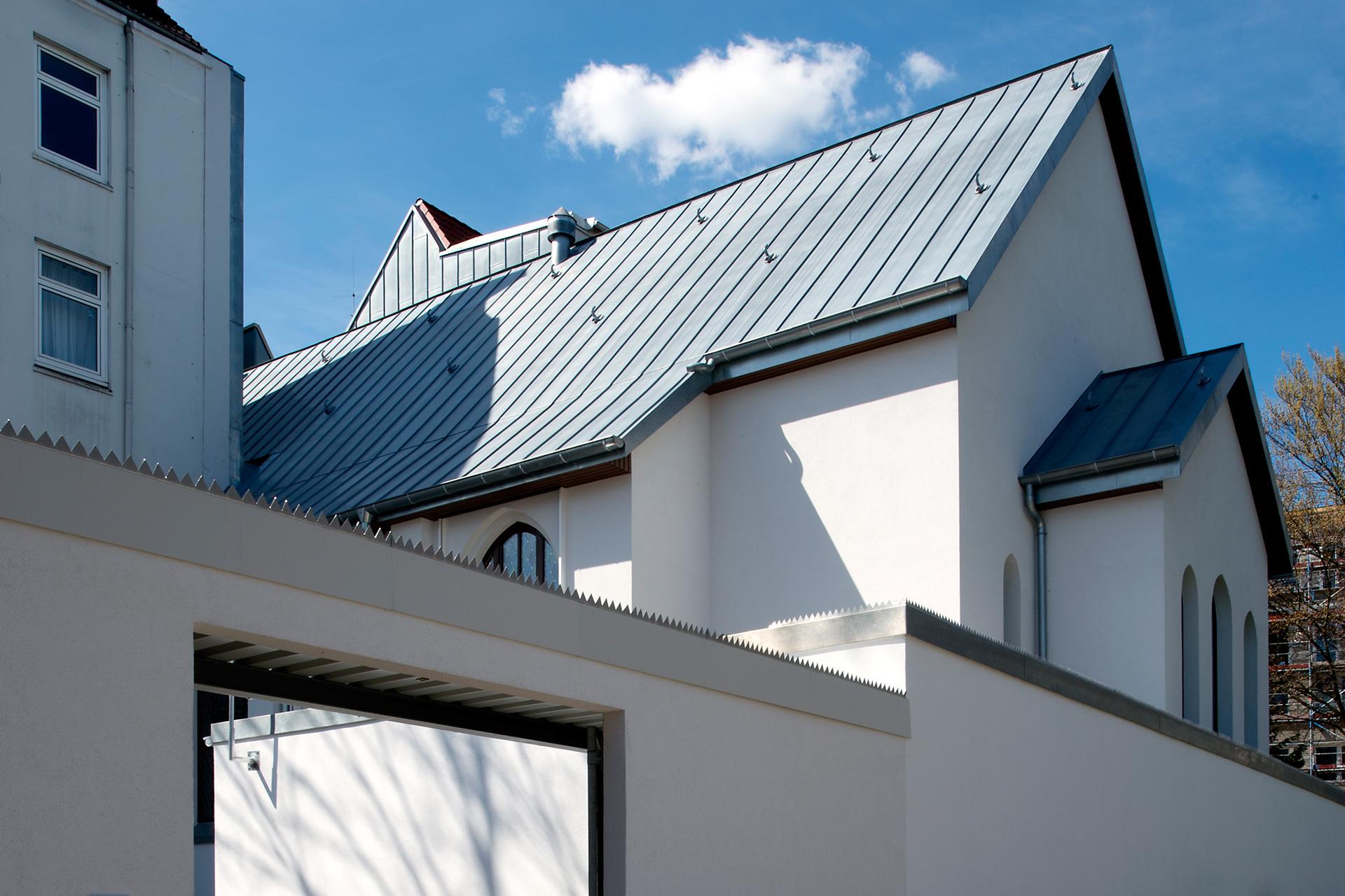 Architekturfoto Kirche, Anna M. Tränkner Hamburg 3
