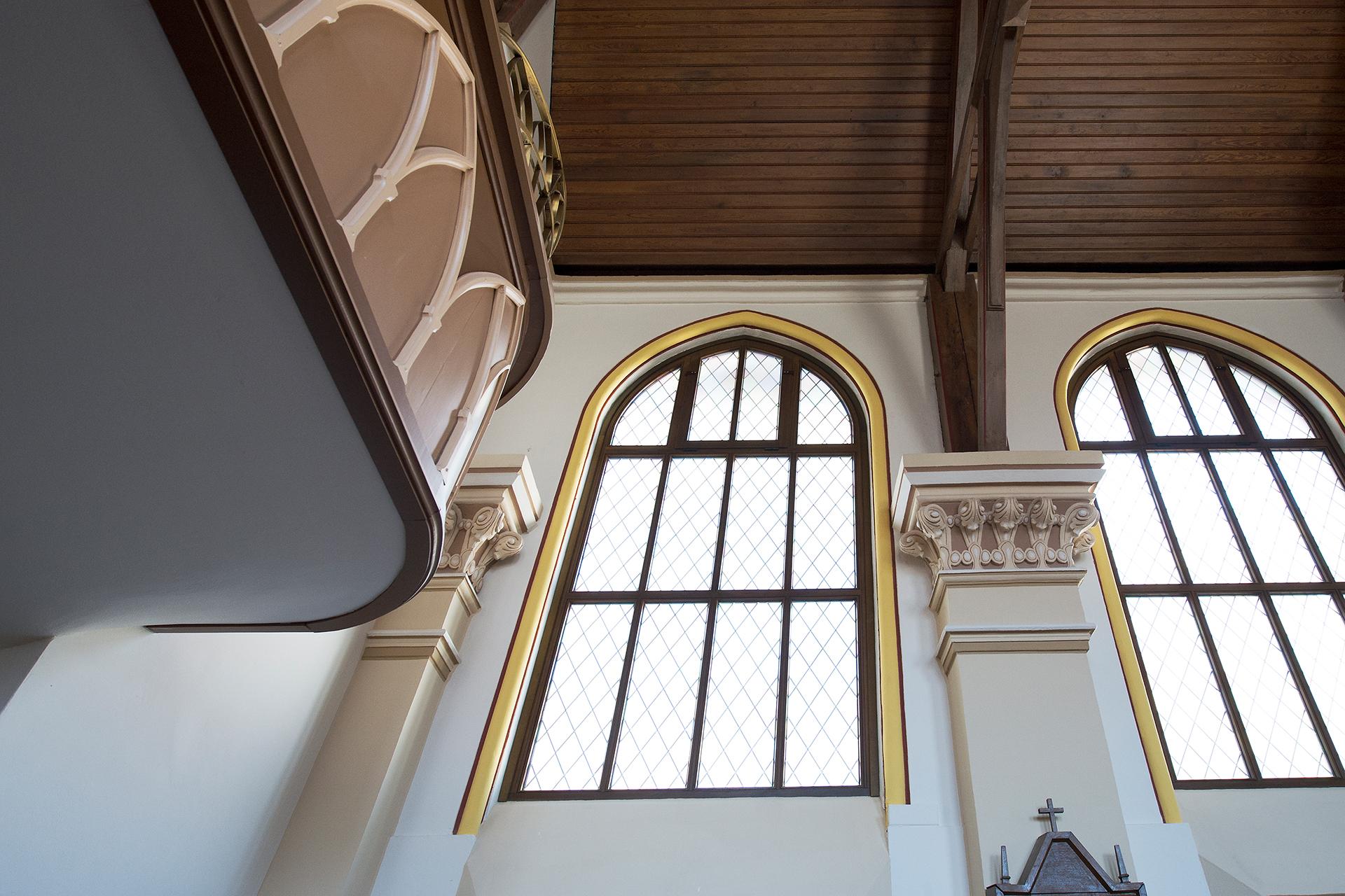 Architekturfoto Kirche, Anna M. Tränkner Hamburg 5