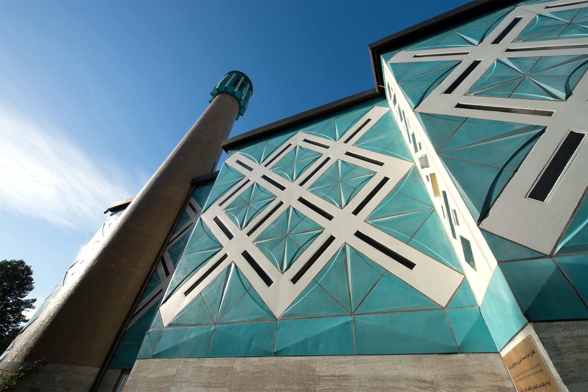 Architekturfoto Moschee, Anna M. Tränkner Hamburg 2
