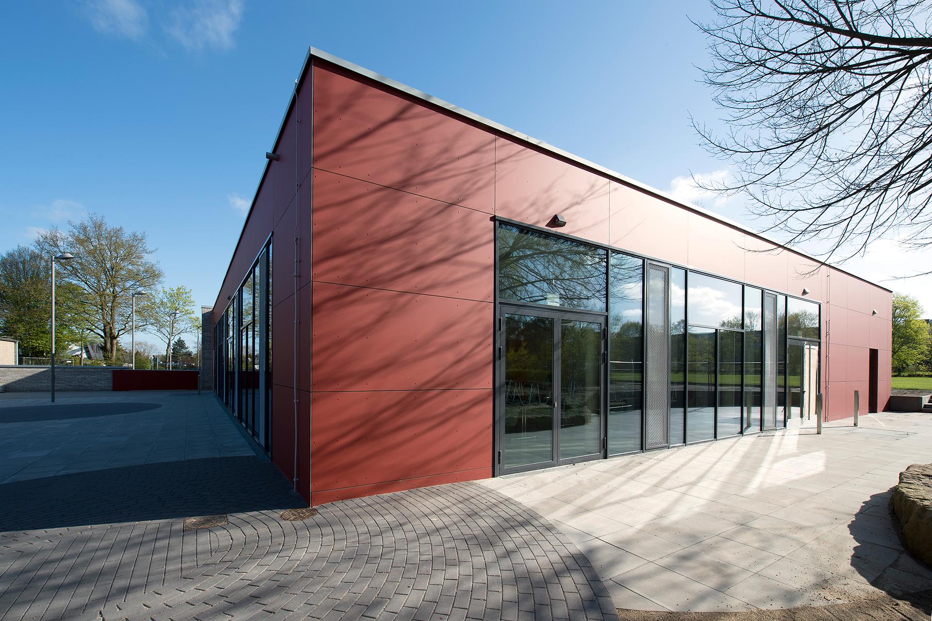 Architekturfoto Schule, Anna M. Tränkner Hamburg 4